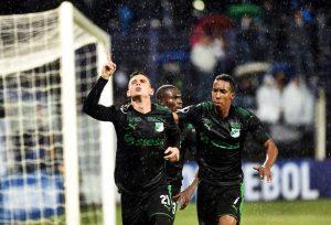 Nicolás Benedetti Deportivo Cali Copa Sudamericana 2018