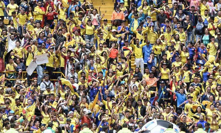 ¡Confirmado! El otro partido de la Copa América 2021 que se jugará en Bogotá
