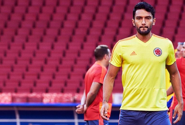 Abel Aguilar Selección Colombia Futbolete