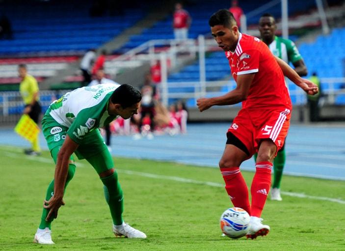América de Cali 0-2 Atlético Nacional Liga Águila 2018-II