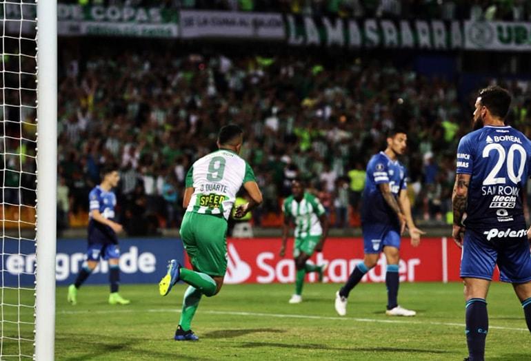 Atlético Nacional – Atlético Tucumán Copa Libertadores 2018 (1)