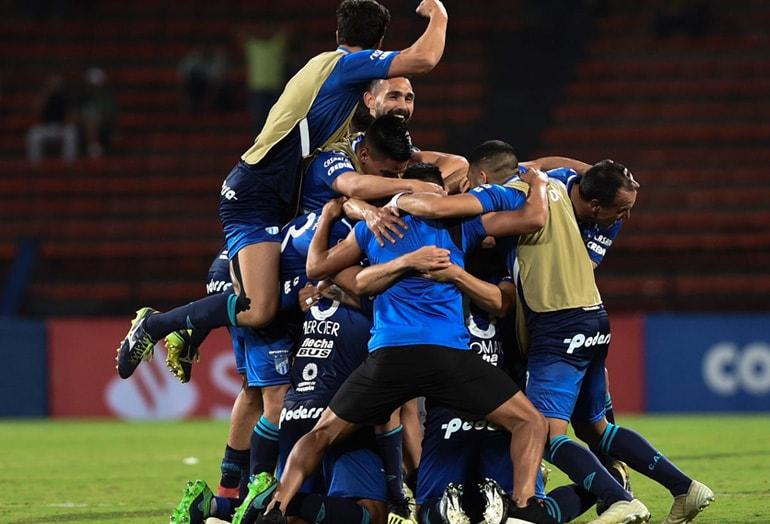 Atlético Nacional – Atlético Tucumán Copa Libertadores 2018 (3)