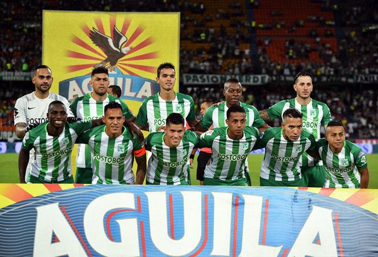 Atlético Nacional 1-1 Millonarios FC Liga Águila 2018-II