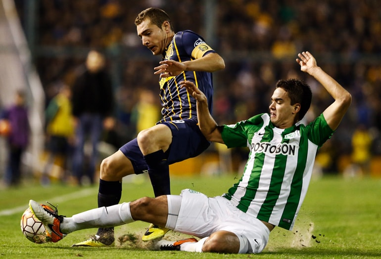 Atlético Nacional 3-1 Rosario Central Copa Libertadores 2016