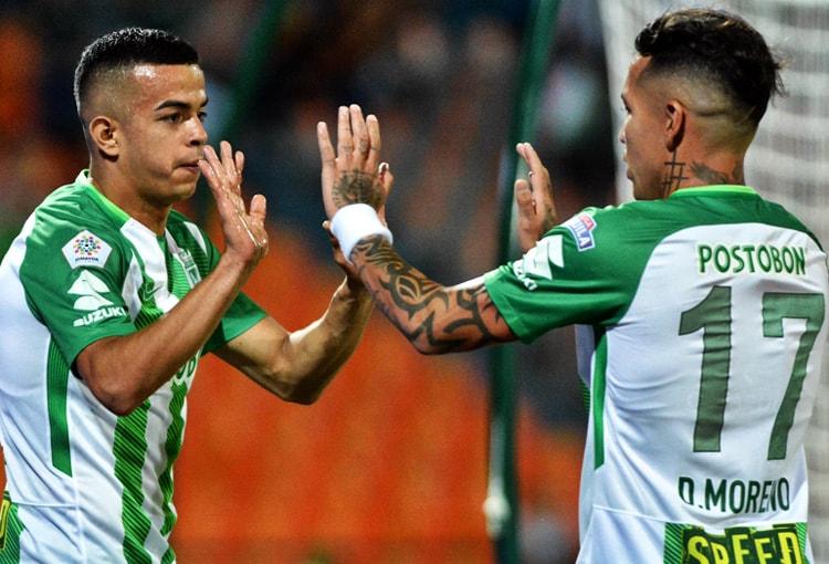 Atlético Nacional 3-2 Alianza Petrolera Liga Águila 2018-II