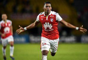 Carlos Henao Santa Fe Copa Sudamericana 2018