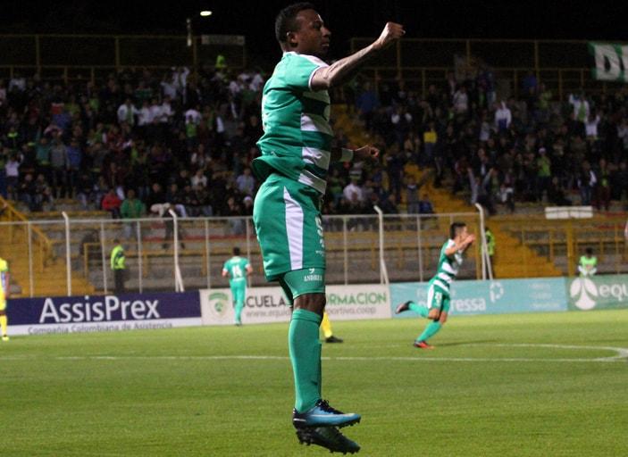 Equidad Seguros 1-0 Atlético Huila Liga Águila 2018-II