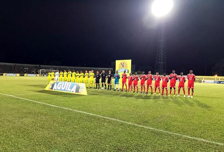 Itagüí-Leones 2-0 América de Cali Copa Águila 2018