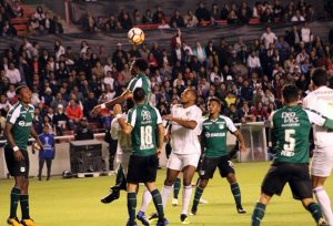 Liga Deportiva Universitaria 1-0 Deportivo Cali Copa Sudamericana 2018