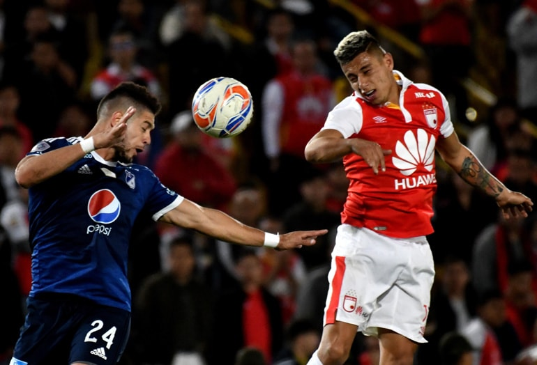 Millonarios – Santa Fe Liga Águila 2018-I