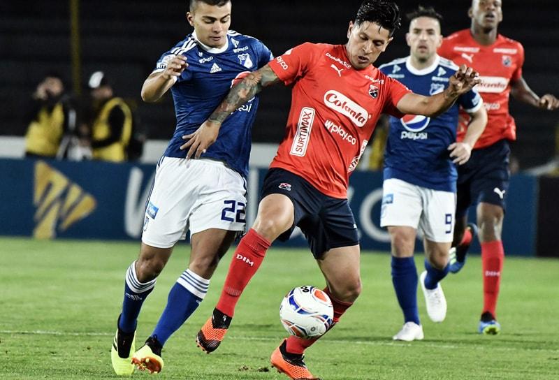 Millonarios 0-1 Medellín Liga Águila 2018-II