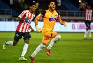 Sebastián Viera Junior 2-1 Medellín Liga Águila 2018-II