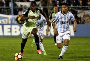 Tucumán 2-0 Nacional Copa Libertadores 2018