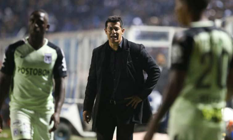 Jorge Almirón Atlético Nacional