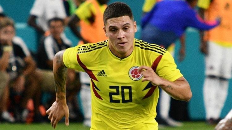 Por la vía del buen fútbol, Colombia superó a Venezuela