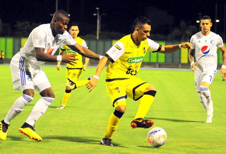 Alianza Petrolera 3-2 Millonarios Liga Águila 2018-II