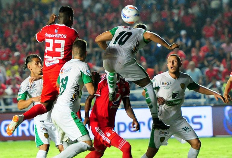 América de Cali 1 – Itagüí-Leones 0 Liga Águila 2018-II