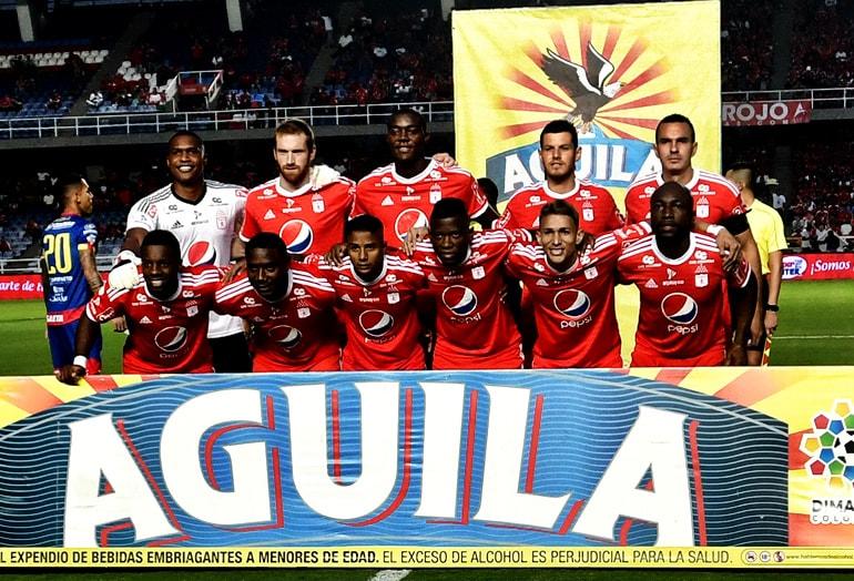 América de Cali 3 – Deportivo Pasto 1 Liga Águila 2018-II