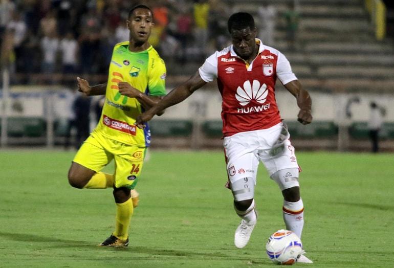 Atlético Huila – Independiente Santa Fe Liga Águila 2018-II