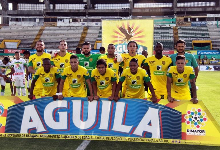 Atlético Huila 2-3 Itagüí-Leones Liga Águila 2018-II