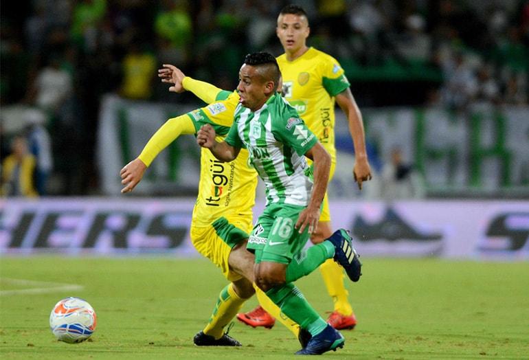 Atlético Nacional – Itagüí-Leones Liga Águila 2018-II