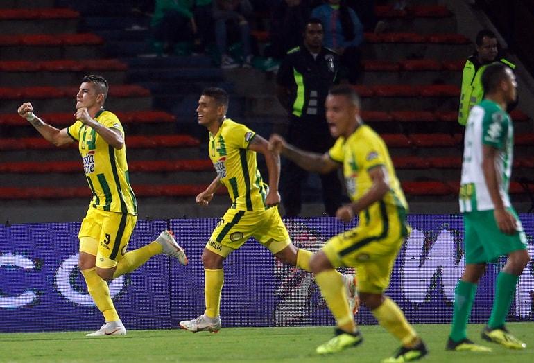 Atlético Nacional 2-3 Atlético Bucaramanga Liga Águila 2018-II