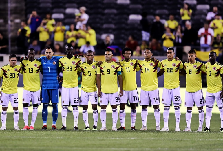 Colombia 0–0 Argentina