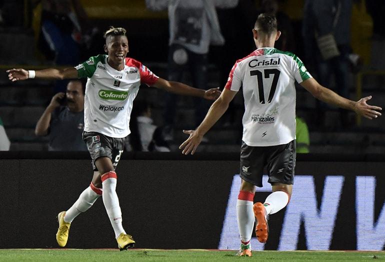 Copa Águila 2018 Once Caldas