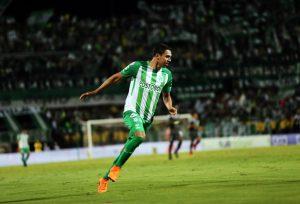 Daniel Bocanegra Nacional 1-0 Junior Copa Águila 2018