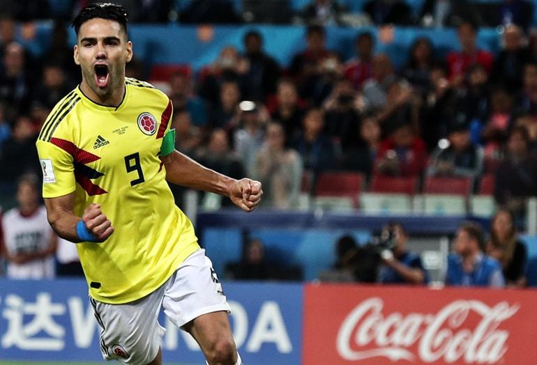 Falcao García Colombia-Venezuela