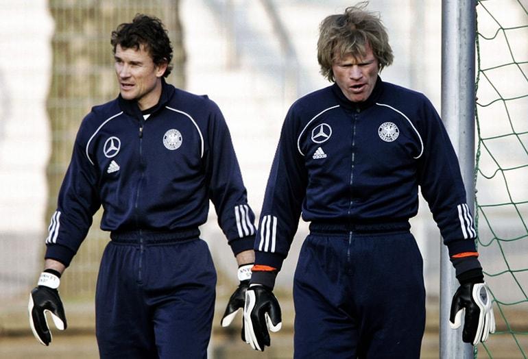 Jens Lehmann Selección de Alemania