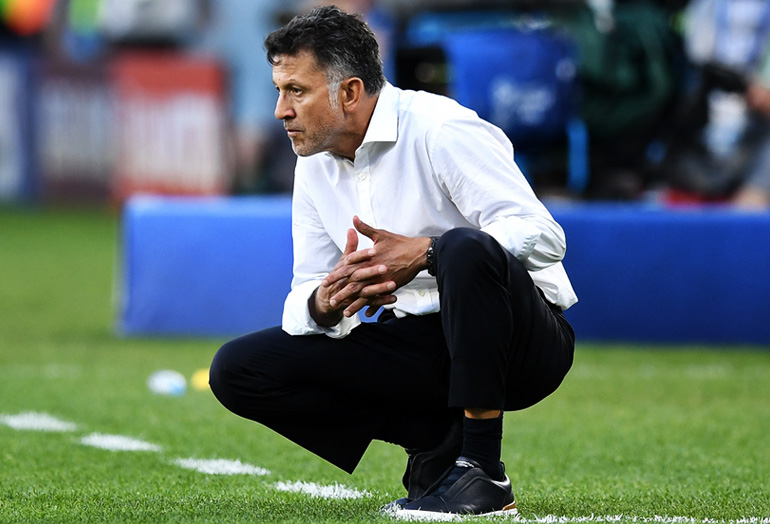 Juan Carlos Osorio, oferta MLS, Los Angeles Galaxy