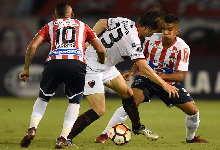 Junior 1 – Colón 0 Copa Sudamericana 2018