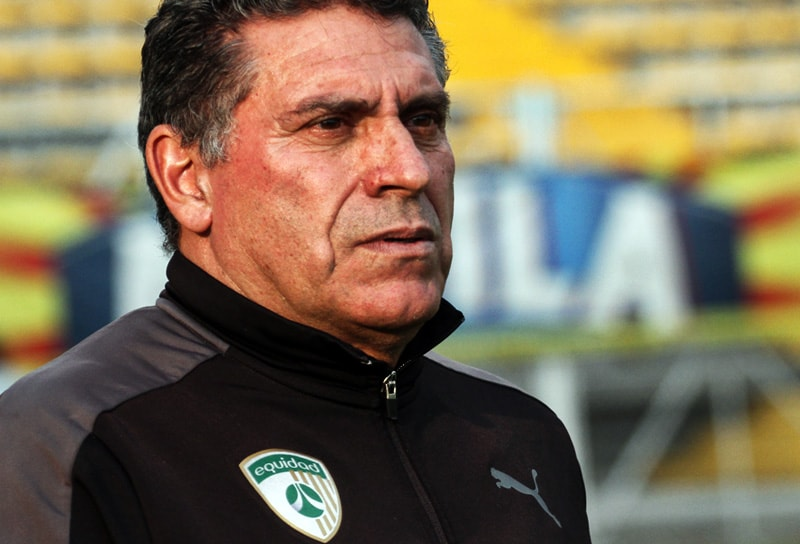Luis Fernando Suárez Equidad Seguros Liga Águila 2018-II
