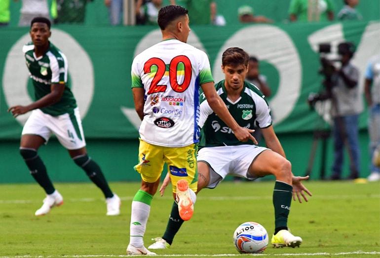 Matías Cabrera Liga Águila 2018-II
