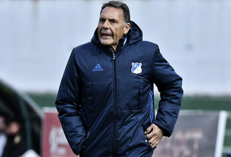 Miguel Ángel Russo Millonarios Liga Águila 2018-II