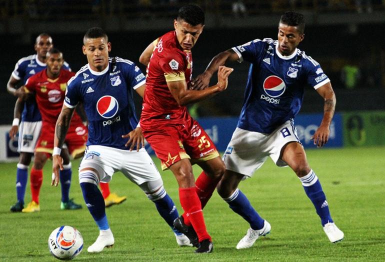 Millonarios FC 1-0 Rionegro Águilas Liga Águila 2018-II