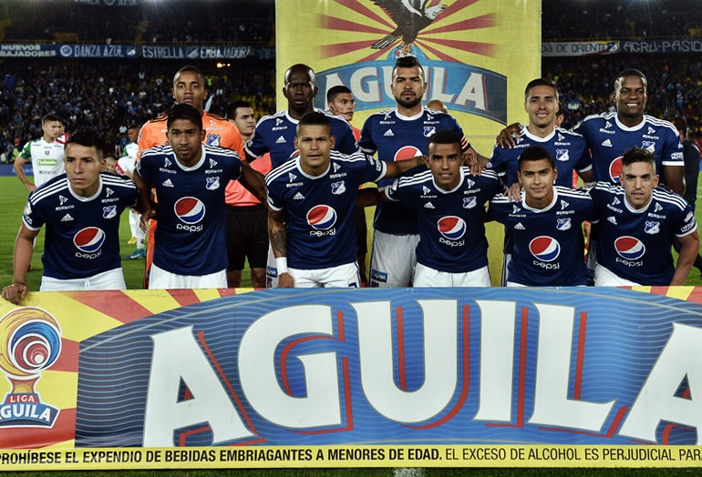 Millonarios FC 2 – Once Caldas 2 Liga Águila 2018-II