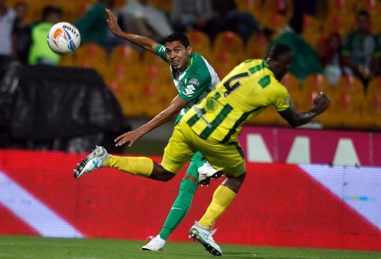 Nacional 2-2 Bucaramanga Liga Águila 2018-II