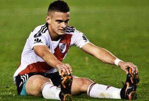 Rafael Santos Borré River Plate Copa Libertadores 2018