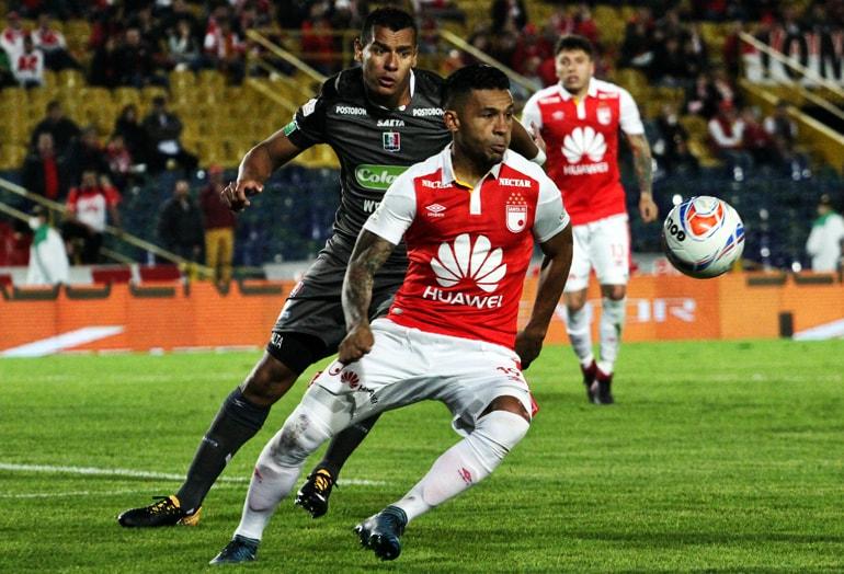 Santa Fe – Once Caldas Copa Águila 2018