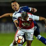 Santa Fe 0-0 Millonarios Copa Sudamericana 2018