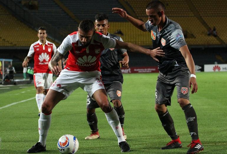 Santa Fe - Envigado FC Liga Águila 2018-II