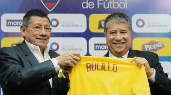 Ecuador Bolillo Gómez