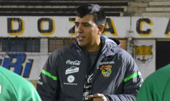 Bolivia César Farías