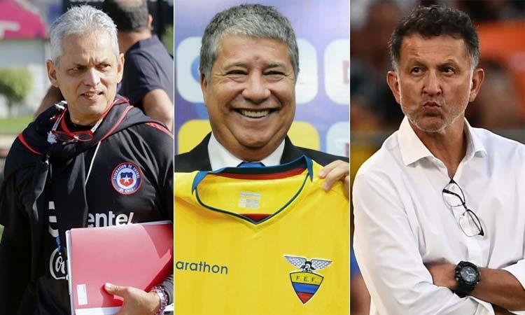 entrenadores colombianos eliminatoria 2022