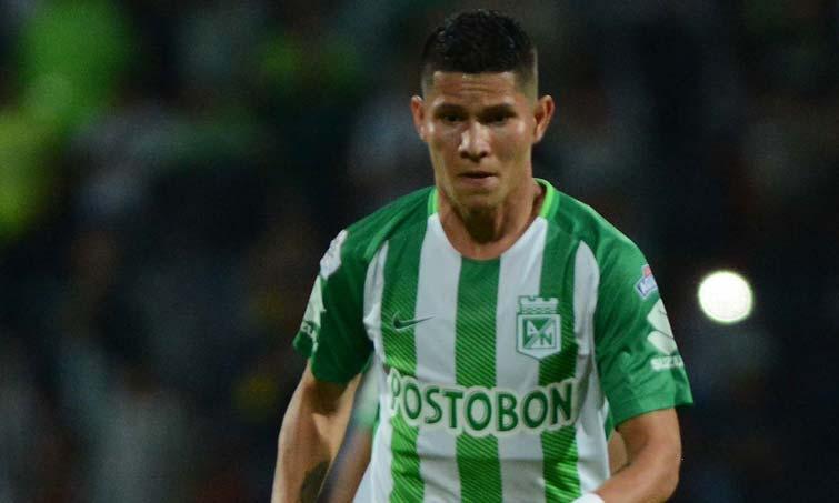 Jorman Campuzano Atlético Nacional