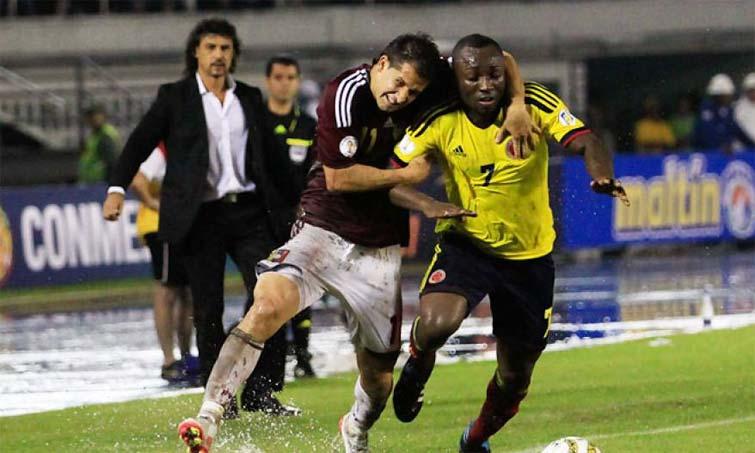 Leonel Álvarez Selección Colombia