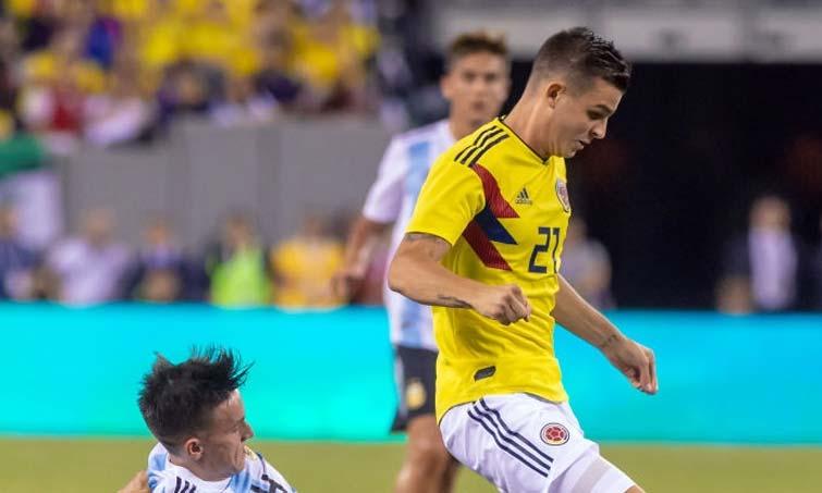 Nicolás Benedetti Selección Colombia