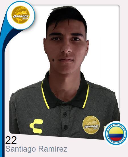 Santiago Ramírez Dorados Sinaloa